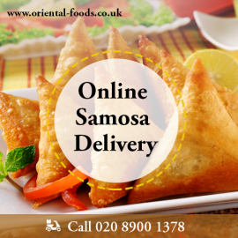 Charm your Guests with Juicy Indian Bites – Samosa