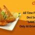 "Buy All Time Favorite Desi Snack ""SAMOSA"" Only At Oriental Foods"