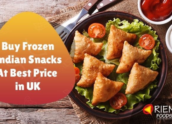 Buy Frozen Indian Snacks At Best Price in UK | Oriental Foods