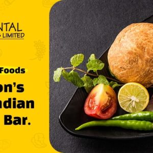 Oriental Foods | London's Best Indian Snack Bar